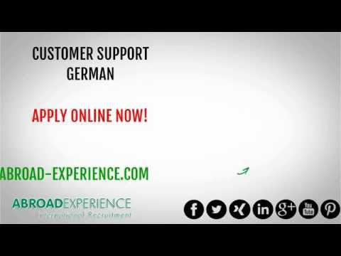 Jobs in the Netherlands - Customer Support German photo