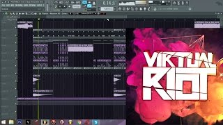 [REMAKE]YOUTHKILLS-Time Is Now (Virtual Riot Remix)