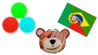 Learn the colors in portuguese