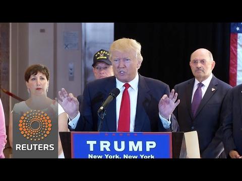 Trump's 100 days: a European business view