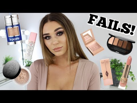 Full Face Using Makeup I NEVER Use In My Makeup Collection