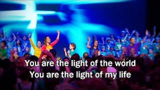 Light of the world - Hillsong Kids (with Lyrics/Subtitles) (Best Worship Song)