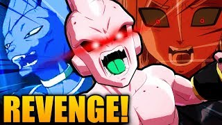 THE GREATEST COMEBACK!! - Dragon Ball FighterZ - Ranked Matches! (Base Vegeta, Base Goku, Kid Buu) width=