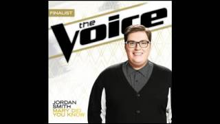 Jordan Smith-Mary Did You Know-Studio Version-The Voice 9