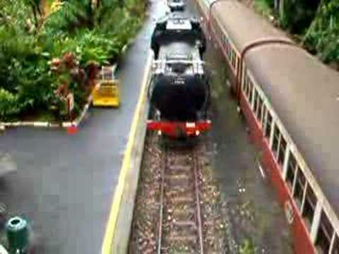 Cairns Kuranda Steam Railway