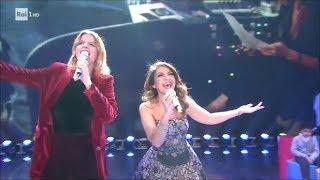 """Cristina D'Avena feat Chiara Galiazzo """"Sailor Moon"""" - 4ª Giornata - Zecchino d'Oro 2017"""