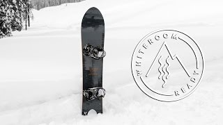 Nitro Quiver Pow - 2015 Powder Board Review | TransWorld SNOWboarding