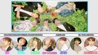 "BTS (방탄소년단) ""Converse High"" [COLOR CODED] [ROM SUBESPAÑOL LYRICS]"