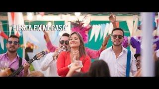 """Fiesta En Mi Casa  - Video Oficial  Francy """" La Voz Popular De América"""""""
