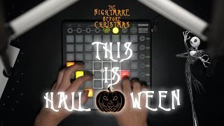 This is Halloween - Nightmare Before Christmas - Launchpad Orchestral Remix