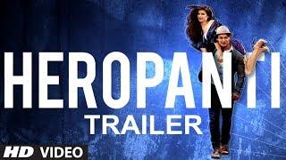 """Heropanti Official Trailer"" 2014   Tiger Shroff, Kirti Sanon"