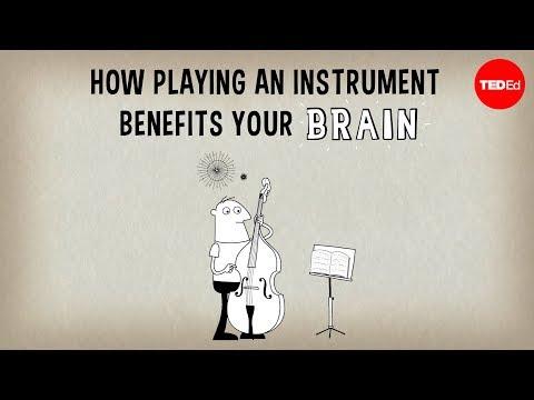 彈奏樂器對腦的益處