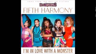 Fifth Harmony - I'm In Love With A Monster ( AUDIO//LYRICS IN DB)