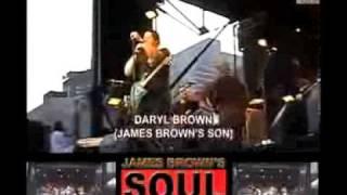 """JAMES BROWN'S SOUL GENERALS """"SOUL POWER"""" (LIVE)"""