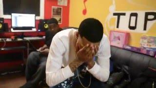 Lil Yase pre game Oakland Live pt. 2