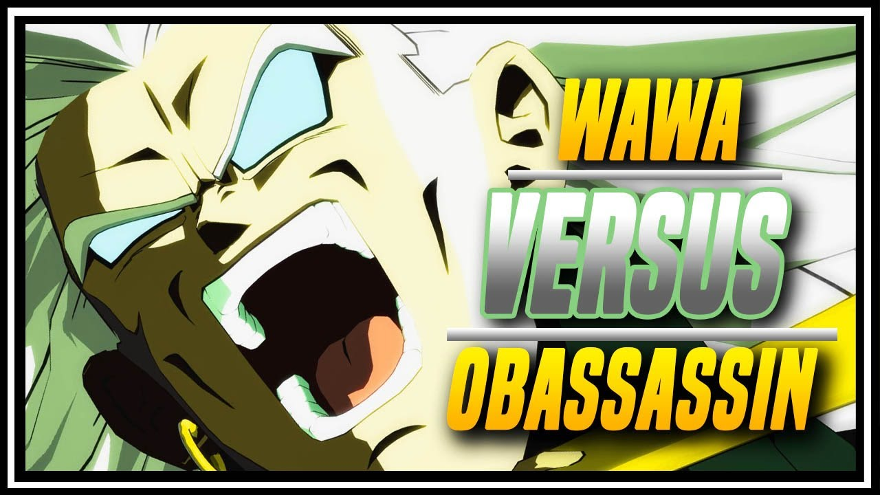 YogaFlame24 - DBFZ ➤ Wawa Vs Obassassin Cool Looking Matches  [ Dragon Ball FighterZ ] { MODS }