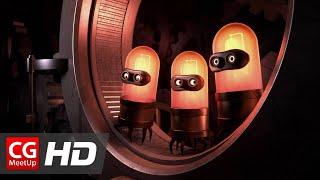 "CGI 3D Animation Short Film HD ""Clockwork"" by LISAA Paris | CGMeetup"