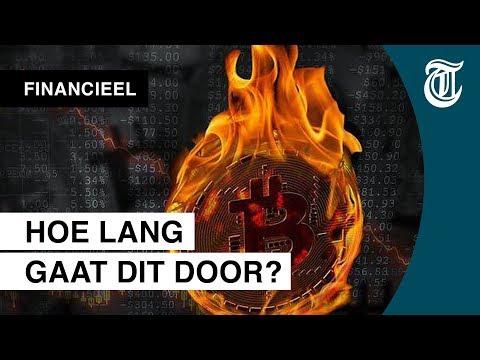 'Ellende bitcoin gaat lang duren' - CRYPTO-UPDATE