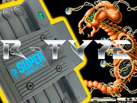 Testing 2011 - R-Type (U) PCE/Turbo to SuperGrafx hack by Chris Covell