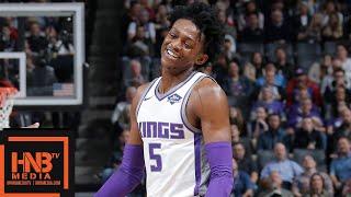Sacramento Kings vs Detroit Pistons Full Game Highlights   01/10/2019 NBA Season