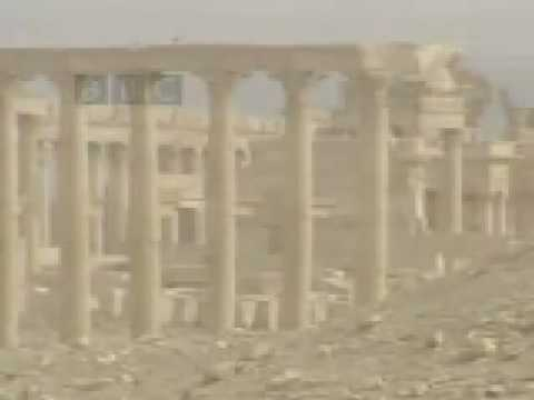 Ancient church found in palmyra