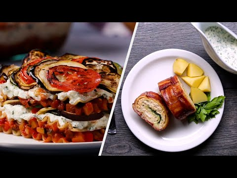 Impressive Lasagna Dinners ? Tasty Recipes
