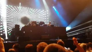 Royksopp - What Else is there remix (live in Stadium, Moscow, 17.06.2017)