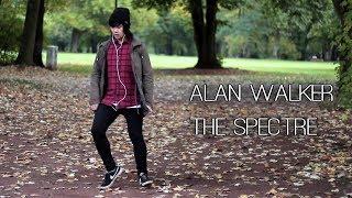Alan Walker - The Spectre (Khaysonn feat. Ser0x ~ Melbourne Shuffle)