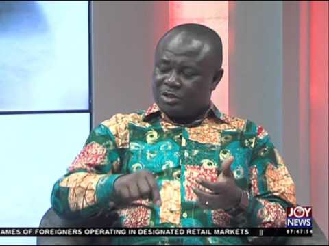 Country Development - AM Talk on Joy News (5-2-16)