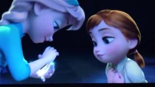 Ledové království-Frozen - malé sestry, dabing