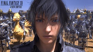 Final Fantasy XV: A New Empire - Battle of the Summons