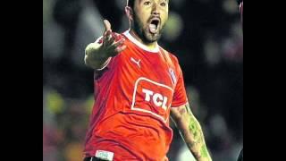 HOMENAJE - Independiente volvió a primera.