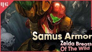 [TEASER] Samus Armor In Zelda Breath of the Wild!