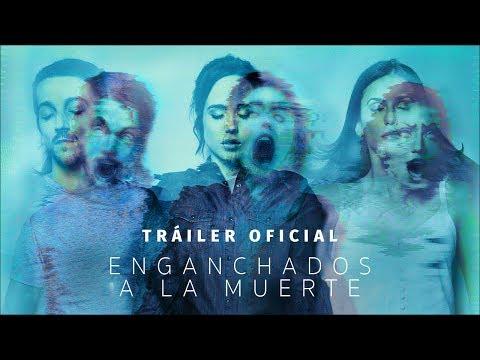 ENGANCHADOS A LA MUERTE. Tráiler Oficial #2 HD en español. En cines 29 de septiembre.