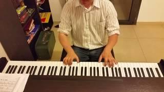 Sirtaki Сиртаки Piano Cover Very Fast - пианино очень быстро кавер