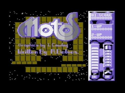 Motos (Commodore 64) - Review de RETROJuegos por Fabio Didone