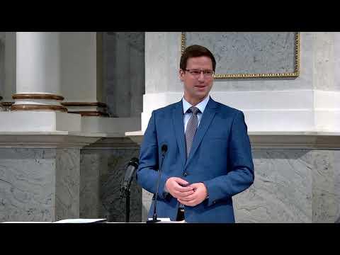 dr. Gulyás Gergely egyházkerületi jogtanácsos jelölt bemutatkozása a YouTube-on