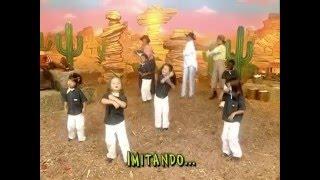Xuxa -  Imitando os animais (Animal Action)