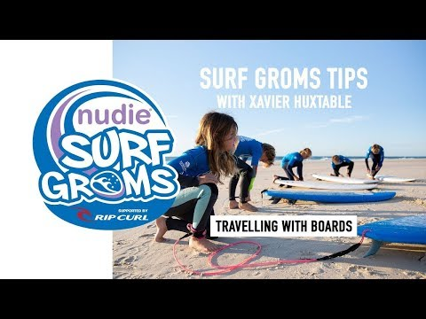 Surfing 101: Travelling with Surfboards, Lesson 7