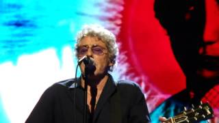 8  Behind Blue Eyes THE WHO LIVE Pittsburgh 3-16-2016 Consol Energy Center
