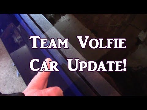Team Volfie Car Update!