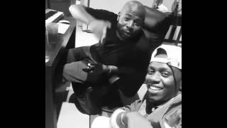 Raymond na Dj Maphorisa waingia studio kurekodi wimbo pamoja