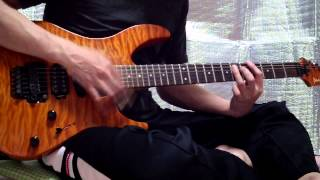 RYDEEN _ YMO (electric guitar cover)