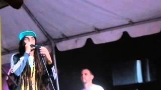 """"""" Nos Vamos Por Ahi"""" Misael Band 420 Live"""
