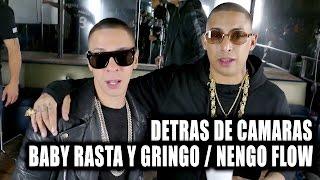 Baby Rasta y Gringo - Prefiere Estar Sola (Detrás De Cámaras - Video Oficial)