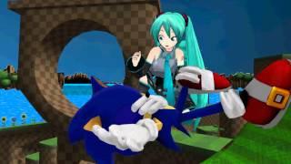 [Sonic&Miku] IT'S NOT WHAT IT LOOKS LIKE!!!! Meme