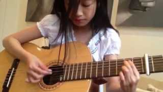 Bruno Mars - Grenade (9 years Old Koko cover)