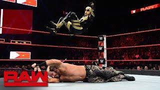 """Woken"" Matt Hardy vs. Goldust: Raw, April 2, 2018"