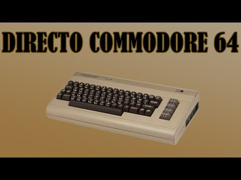 Directo commodore 64 #1