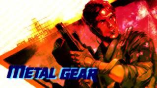 Metal Gear | Mercenary Boss (Piano Cover)